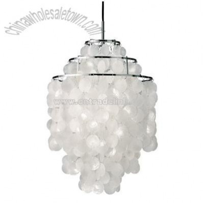 Mother of Pearl Pendant Lamp