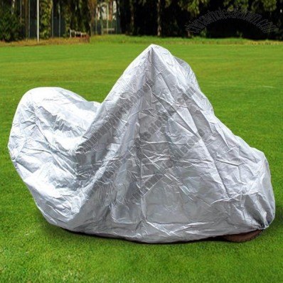 Motorcycle Cover - Silver