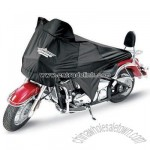 Motorcycle Universal Half Cover - Black