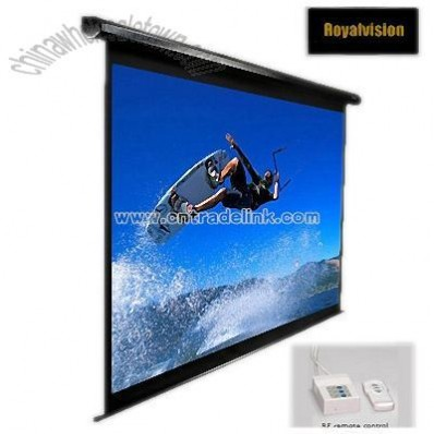 Motorized Electric Projector Screen