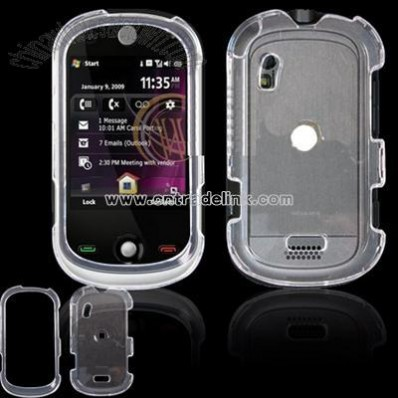 Motorola Motosuf A3100 Cell Phone Clear Protective Case Faceplate Cover