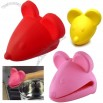 Mouse Shaped Silicone Glove Oven Mitt