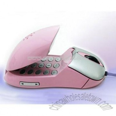 Mouse VoIP Skype Phone