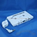 Mp3 / CD / iPod Car Cassette Adapter
