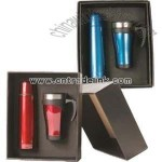 Mug And Flask Gift Set