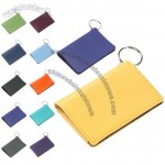 Multi-Color ID/Keychain Wallet