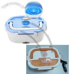 Multi Function Portable Electric Insulated Picnic Utensils Lunch Box