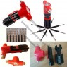 Multi Function Safety Hammer with LED Light and 8 Screwdriver
