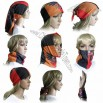Multi-Functional Bandanas, Seamless Headnecker