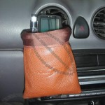 Multi Purpose In Car Cellular Pouch