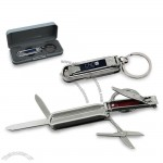 Multi-Tool Multi Clipper w/key holder