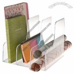 Multi functional activities Acrylic Bookend