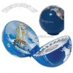 Multi message globe shaped puzzle