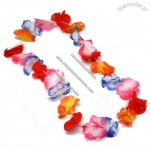 Multicolor Hawaiian Flower Leis