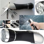 Multifunciton Flashlight Emergency Tool