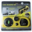 Multifunction 4 in 1 Level Laser Measuring Tape