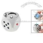 Multifunction Big Dice Butane Cigarette Lighter and Torch