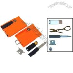 Multifunction Card USB Flash Drives witn Compass Knife