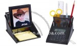 Multifunction Pen Holder Calculator with Photo Frame