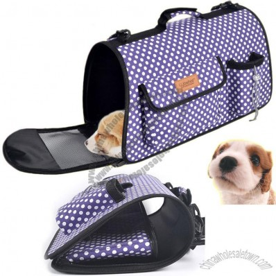 Multifunction Pet Carrier Folding Bag