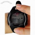 Multifunction Pulse Finger Watch with Heart Rate Monitor