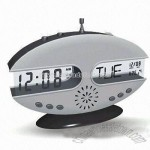 Multifunction Radio with Birthday Presetting and Play Birthday Song