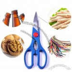 Multifunction Stainless Steel Kitchen Scissors