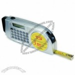 Multifunction Tape Measure with Calculator