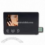 Multifunction USB Flash Drive with MP3 Player and PPT Laser Pointer