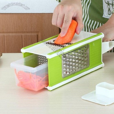 Multifunction Vegetables Grater with Hands Protect