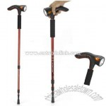 Multifunction Walking Stick with LED Light