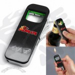 Multifunctional Bottle Opener with Lighter