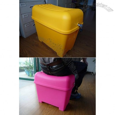 Multifunctional Stool Storage Box