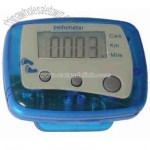 Multiple mode pedometer