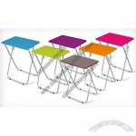 Multipurpose Folding Table 19 x 15 x 26 Inches