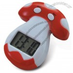 Mushroom shaped Kitchen Digital Timer