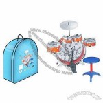 Music Instrument With Musical Set Jazz Drum/Suit Drum Kit