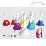 Musical Color Hand Bells