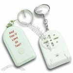 Musical Keychains