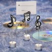 Musical Note Place Card Holders