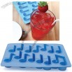 Musical Notes Shaped Ice Cube Tray