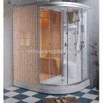 My Bath A Rainforest 99 Steam Shower Sauna Combo