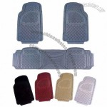 NBR Car Mats Set