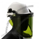 NFPA Standard Electrical Arc Protective Shields with Anti-fog Coating