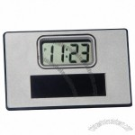 Name Card Size Alarm Clock