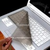 Nano Silver Keyboard Cover for DELL Laptop