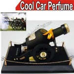 Napoleon Shell Design Champagne Bottle Shaped Car Air Freshener Auto Perfume