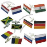 National Flag Cufflinks