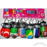 National Flag Mini Boxing Gloves Keychain
