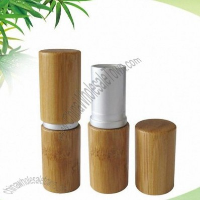 Cheap Makeup Cases on Bamboo Lipstick Case  Wholesale China Natural Bamboo Lipstick Case